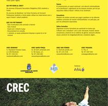 CREC. Un proyecto de Diseño gráfico de Marcelo Bordas - Jueves, 24 de octubre de 2013 00:00:00 +0200