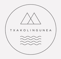 Txakolingunea - Identity. A Br, ing, Identit, Graphic Design, and Product Design project by Graphic design & illustration studio         - 11.05.2014