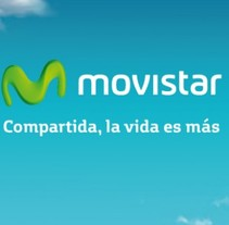 Movistar. A Advertising, Multimedia, and Post-Production project by Jesús Ramos García-Elorz         - 13.05.2014