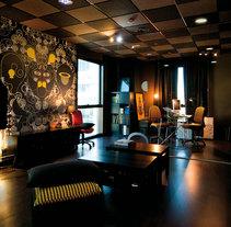 THE CAVE. Un proyecto de Diseño de interiores e Ilustración de MARTIN  SATI - Miércoles, 16 de mayo de 2012 00:00:00 +0200