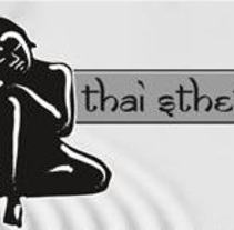 Folletos Thai Sthetic. A Graphic Design project by Adriana Alejos - 15-05-2014