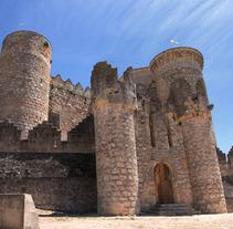 Fotos Castillo de Belmonte. Un proyecto de Fotografía y Arquitectura de VitoDesArts - 16-05-2014