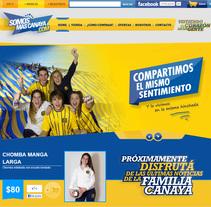 Ecommerce / Branding / Naming. Un proyecto de Br, ing e Identidad y Diseño Web de Juan Manuel Falabella - 22-05-2014