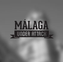 Málaga under attack. A Design, Illustration, and Photograph project by Pelayo Rodríguez - 24-05-2012