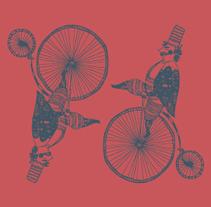 Ilustración aplicada. Un proyecto de Ilustración y Diseño gráfico de Ana Ayuso - 27-05-2014