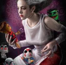 Inspired by Medusa the Dollmaker. Um projeto de Fotografia de Mª Rosario Martínez Carreño         - 27.05.2014