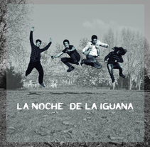 La noche de la iguana. A Design, Music, Audio, and Photograph project by Irene         - 28.05.2014