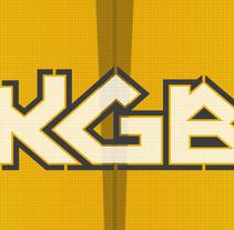 KGB Kite Gravity Boards | Diseño de Producto y Gráfica aplicada. A Br, ing, Identit, and Product Design project by Carlos Cañellas         - 29.05.2014