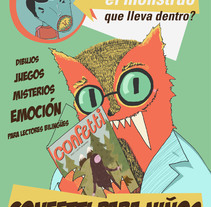 Confetti Magazine Infantil. A Design, Editorial Design&Illustration project by Silvia González Hrdez - May 31 2014 12:00 AM