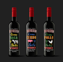 Bienbebido. A Art Direction, Design, Graphic Design, and Packaging project by Moruba  - May 05 2014 12:00 AM
