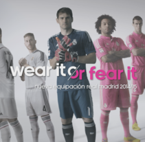 Adidas R.Madrid 2014. A Advertising, Motion Graphics, 3D, and Post-Production project by Juan José González  - 02-06-2014