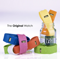 Too Late. A Industrial Design, and Product Design project by Mario Zarur         - 16.06.2014