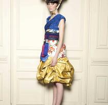 Colección Moda. A Design, Costume Design, and Fashion project by Irene Álvarez Aláez         - 16.06.2014