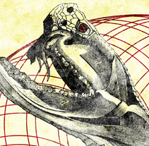 NINE ELEVEN + INJUSTICE SYSTEM + FUKUSHIMA | poster. Un proyecto de Diseño, Ilustración, Publicidad y Diseño gráfico de alejandro escrich - 13-03-2014