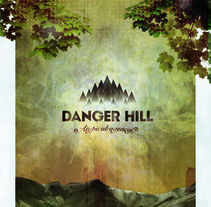 Danger Hill Rooster. A Design, Art Direction, and Graphic Design project by Cesc Mayor         - 09.05.2013