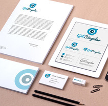 GET SINGULAR - Branding Identidad. A Br, ing, Identit, and Graphic Design project by Alejandro Carrasco Velasco - 19-06-2014