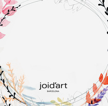 Joid'art proyecto. A Illustration, Advertising, and Graphic Design project by Rocío Peralta         - 20.06.2014