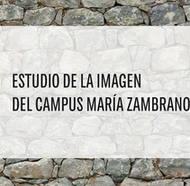 Estudio Campus María Zambrano. A Design project by Alexandra          - 25.06.2014