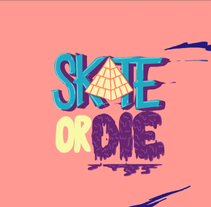 Skate or Die (Art: Guille Comin / Sound Design: Gerard Daurella). A Illustration, Music, Audio, Animation, Graphic Design, and Post-Production project by Gerard Daurella Alís - 01-07-2014