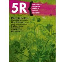 Revista 5R. Un proyecto de Diseño editorial de Paula Perera         - 04.06.2012