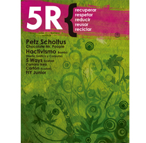 Revista 5R. A Editorial Design project by Paula Perera         - 04.06.2012