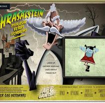 CAMBRIDGE UNIVERSITY PRESS. Um projeto de Ilustração, Animação e Design de personagens de Ciento volando         - 31.12.2013