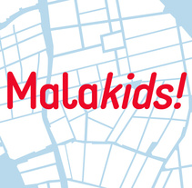 Malakids. A Br, ing, Identit, and Graphic Design project by Menta          - 17.07.2014