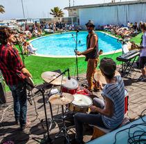 Los Chicos del Cloro. Um projeto de Música e Áudio, Fotografia e Eventos de Gonzalo Dubón Bayarri - 21-07-2014
