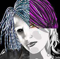 Fantasia. Um projeto de Design e Ilustração de Miriam Mayola         - 24.07.2014