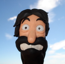 Aislado (2014). A Film, Video, TV, Animation, and Character Design project by Javier Ojeda Arancibia         - 06.08.2014