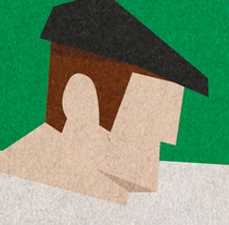 Herri Kirolak. Um projeto de Ilustração de Inigole Artworks         - 07.08.2014