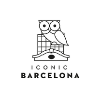Iconic Barcelona. A Illustration, and Graphic Design project by Rafa Goicoechea - 11-08-2014