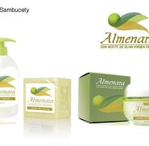Ejemplo de packaging - Almenara. Um projeto de Packaging de Belen Sambucety         - 11.08.2014