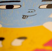 Piña & Cola. Un proyecto de Ilustración de BanAni         - 12.08.2014