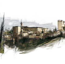 Iniciación al español. A Illustration, and Editorial Design project by Manuel Gutiérrez         - 13.08.2014