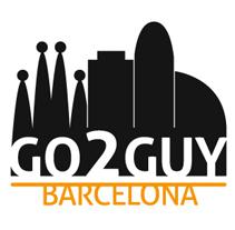 Go2GuyBarcelona. Un proyecto de Dirección de arte de Laura Juez Caballero         - 31.10.2013