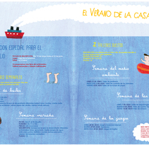 Caramba (Children's magazine). A Illustration, Editorial Design, Education, and Graphic Design project by Paloma Corral - 18-07-2014