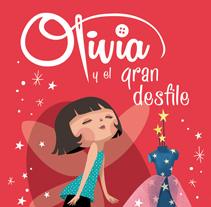 Olivia. A Illustration project by Montse Casas Surós - 31-05-2014