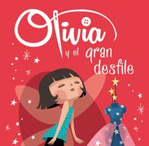 Olivia. A Illustration project by Montse Casas Surós - Jun 01 2014 12:00 AM