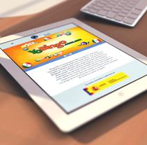 Web Corporativa Bingosoft. Um projeto de Web design e Desenvolvimento Web de Mokaps          - 28.02.2014