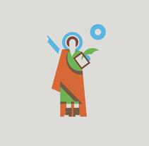 Heroine   Paper Goods. A Illustration project by Estudi Cercle         - 27.08.2014