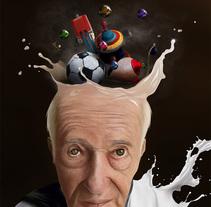 Recuerdos. Un proyecto de Ilustración, Bellas Artes y Pintura de Jaime Sanjuan Ocabo - 28-08-2014
