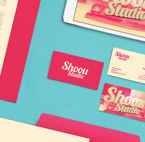 Branding Shooustudio. A Br, ing&Identit project by O'DOLERA         - 04.09.2014