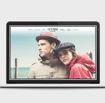 Geralli Groupe. Un proyecto de Diseño, Br, ing e Identidad y Diseño Web de Carlos Muñoz Guimerá         - 04.09.2014