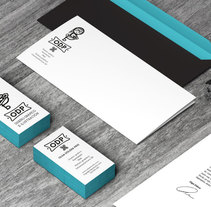 Branding ODP. A Illustration, Br, ing, Identit, and Graphic Design project by O'DOLERA         - 04.09.2014