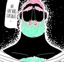 BOCETO BARBUDO.... A Illustration project by Álvaro Parra Romo         - 04.09.2014