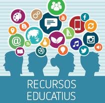 Recursos Educatius (Curs 2014-15). Un proyecto de Educación y Diseño gráfico de Rosor Segura i Casadevall         - 03.09.2014