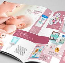 Concurso catálogo de belleza. Un proyecto de Dirección de arte, Diseño editorial y Diseño gráfico de Valeria Martínez - Martes, 09 de septiembre de 2014 00:00:00 +0200