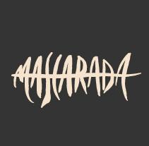 Mascarada . Un proyecto de Br, ing e Identidad, Diseño gráfico, Escritura y Tipografía de Bakoom Studio  - Viernes, 15 de agosto de 2014 00:00:00 +0200