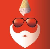 Y ponte el verano por montera. A Illustration, and Advertising project by Alejandro Mazuelas Kamiruaga - Jun 21 2014 12:00 AM